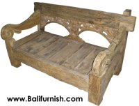 Rustic Reclaimed Teak Furniture Bed | Bed Mattress Sale