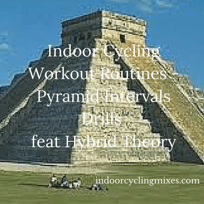 Indoor Cycling Workout Routines - Pyramid Intervals-2