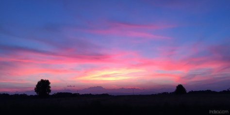 Italian Sunset by Matias Masucci