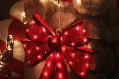 Christmas Bow by Matias Masucci