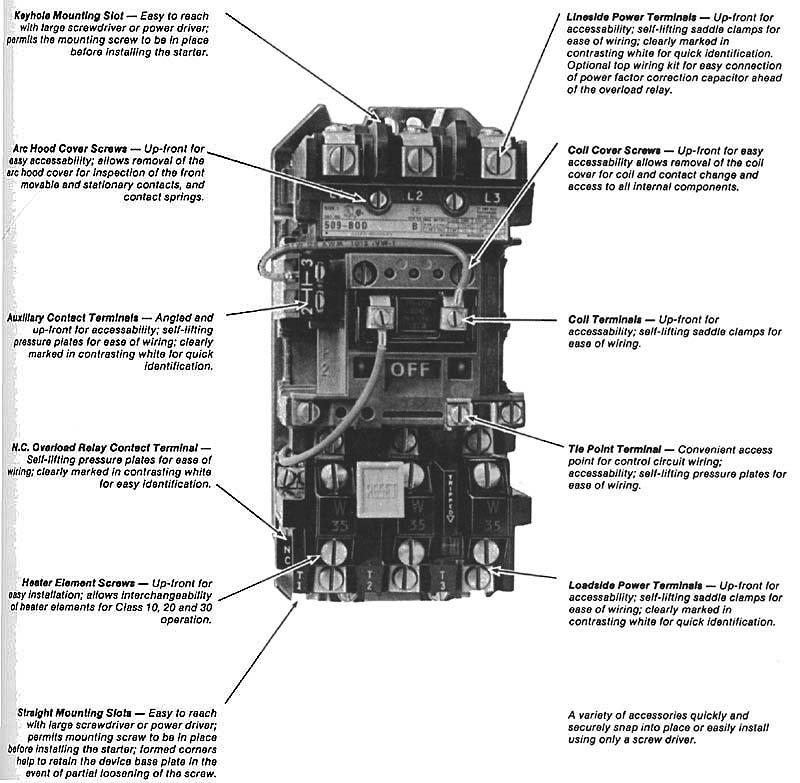 Square D Nema 1 Starter Wiring Diagram Wiring Schematic Diagram