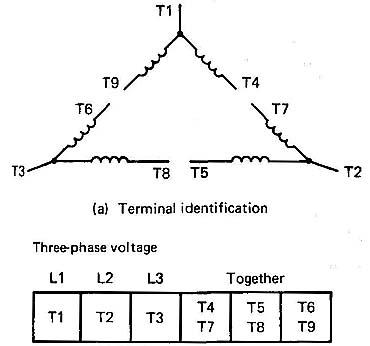 Phase Motor Wiring Diagrams Likewise 12 Lead 3 Phase Motor Wiring