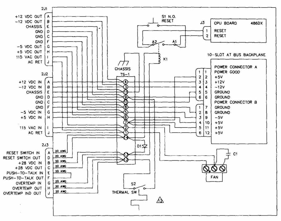 Computer Wiring Diagrams Wiring Diagram