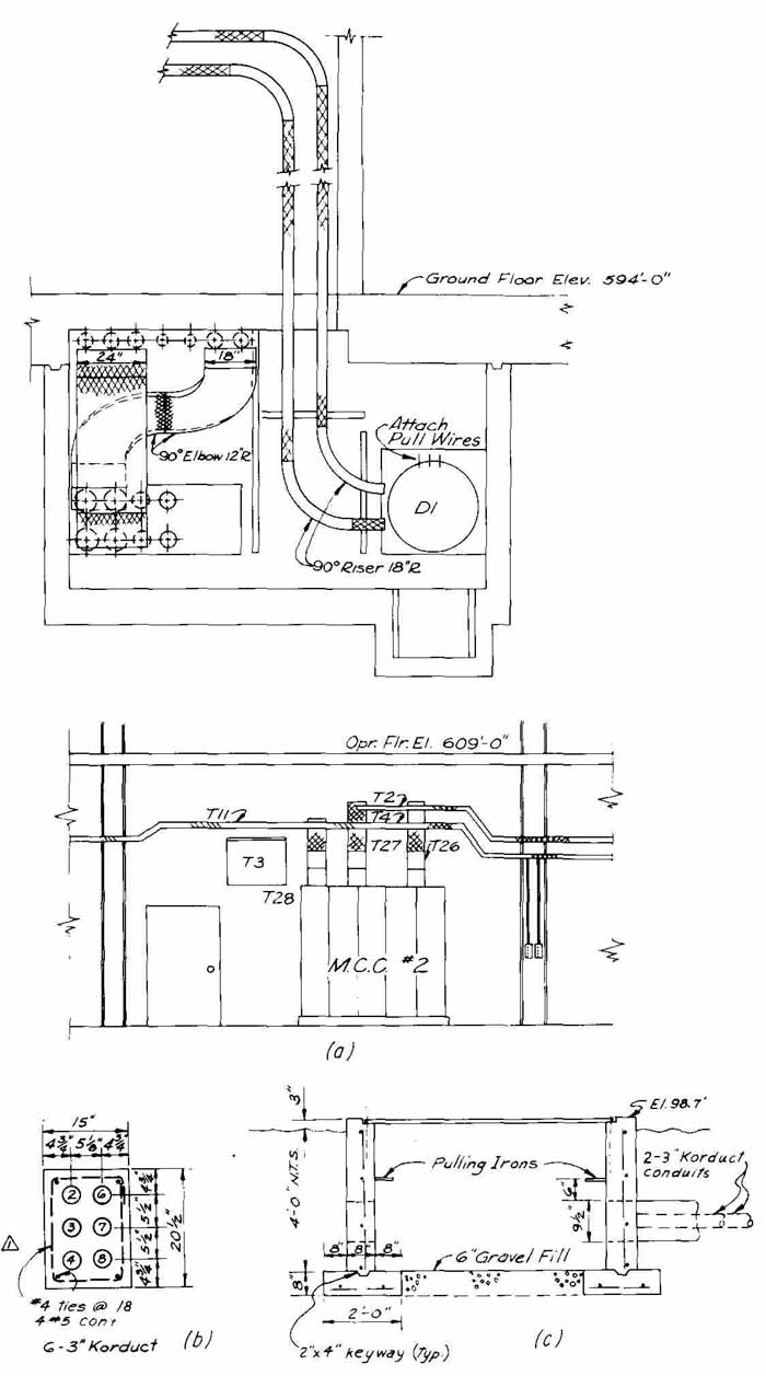 electrical plan specifications
