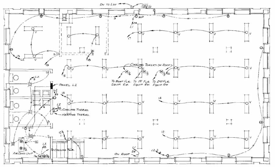 Electrical Plan For Building Wiring Diagram