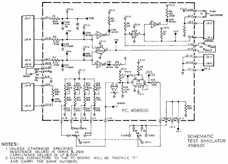 electrical diagram dotted line