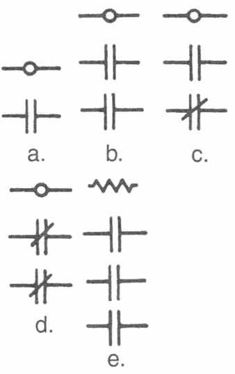 electrical symbols of relay