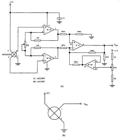step 2 signal conditioning circuit