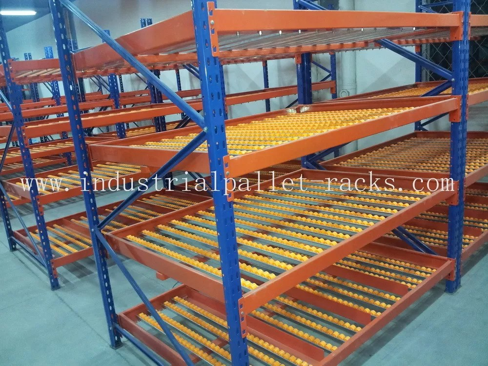 4 Beam Level Warehouse Racking System Capacity 1000kg To
