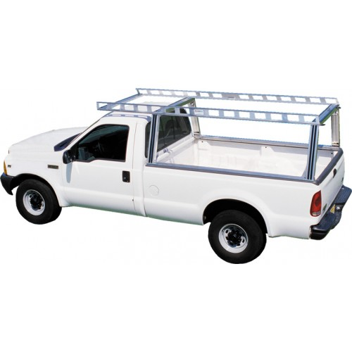 System One Contractor Rig Pickup Truck Ladder Rack