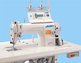 Juki Industrial Straight Stitch Machines Featuring Model