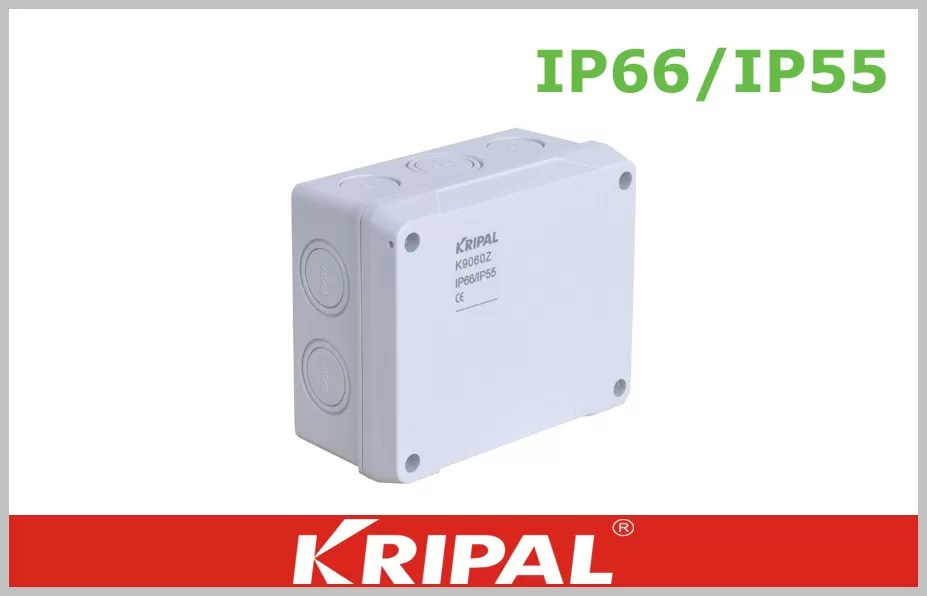 Surface Mount Outdoor Junction Box , Wiring Junction Box Anti