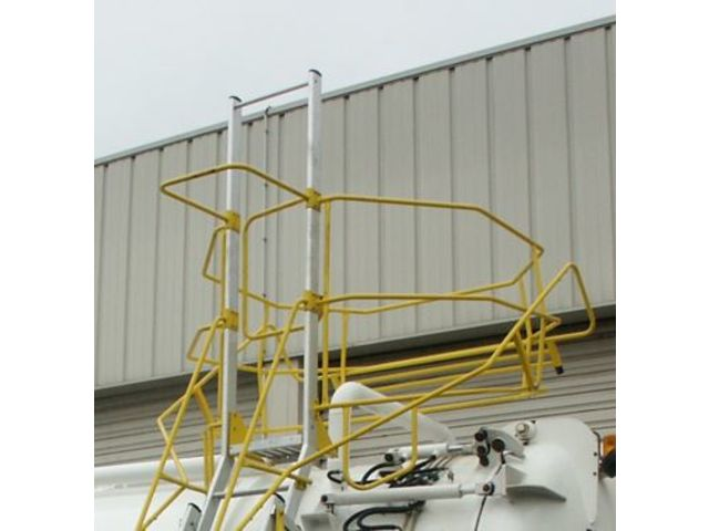 Safety Mobile Ladder Contact Triax