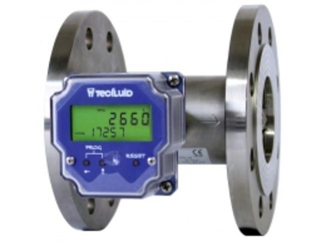 Turbine flowmeter Series TM