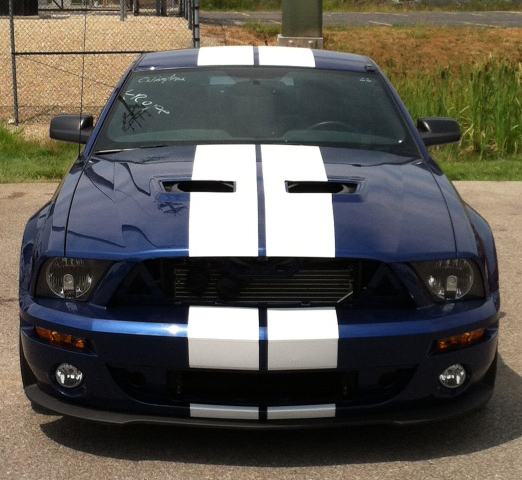 hood stripes, mustang vehicle stripes, white stripes on vehicle, hood stripe for mustang