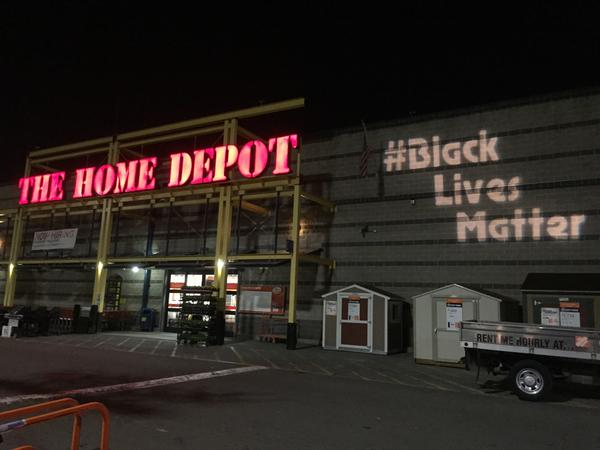APTP returns to Home Depot to hold protest for women\u0027s lives stolen