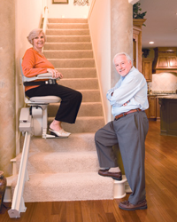 Stair Lifts for the Elderly: Residential Stair Lifts for ...
