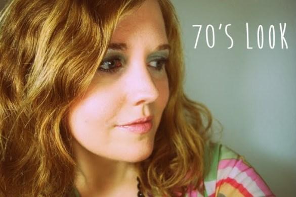 70er Jahre Look
