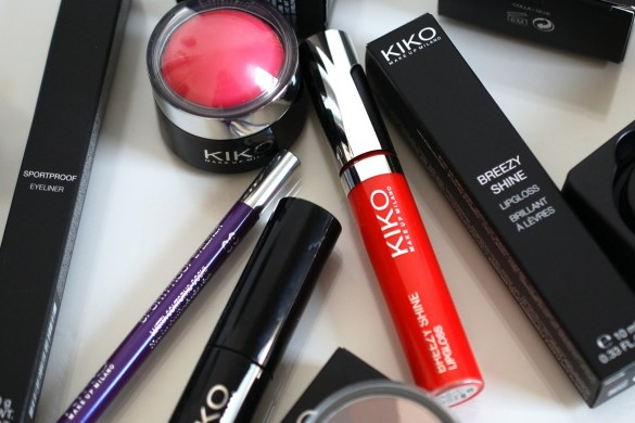 Kiko-Sportproof-active-colours-collection