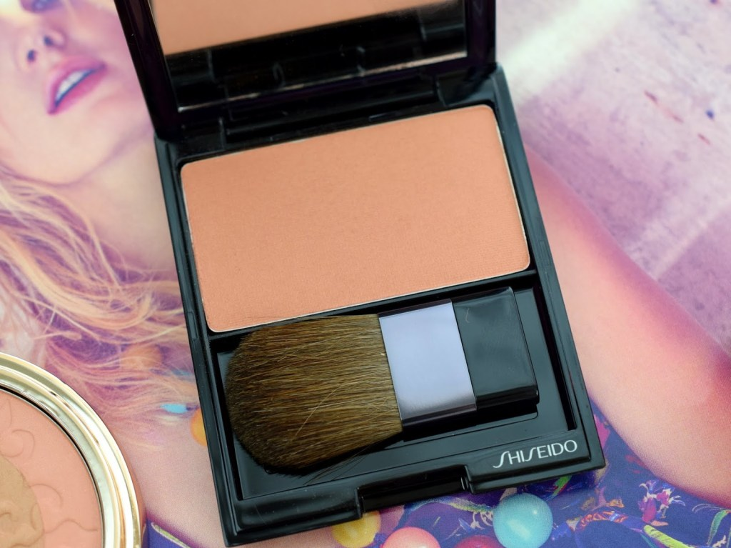 Shiseido Luminizing Satin Face Color OR 308 Starfish