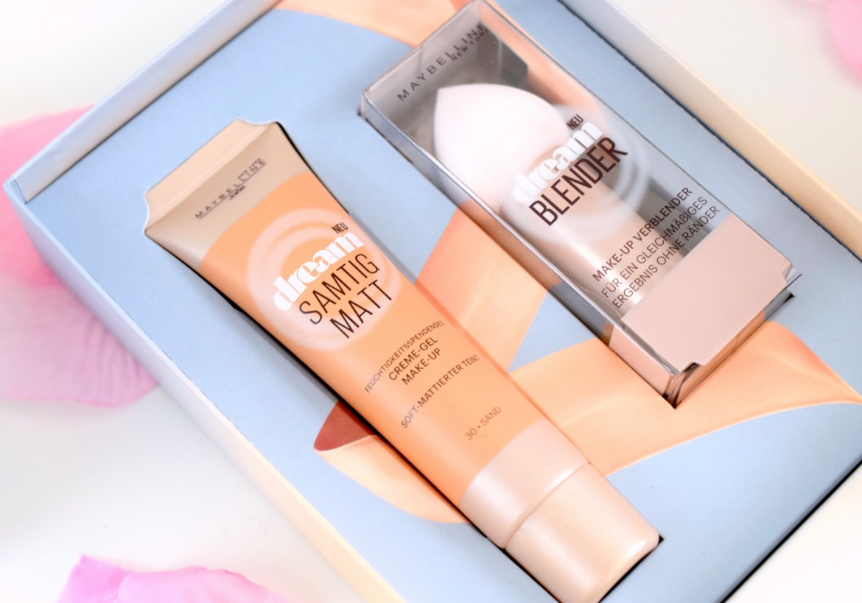 Maybelline Dream Samtig Matt Creme-Gel Make-up Dream Blender