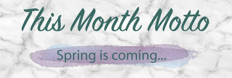 frühlingslook schminken this month motto blogparade