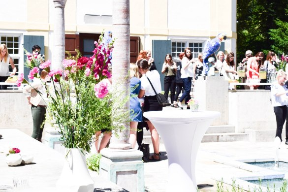 Der Coty Color Day 2016 in München im Schloss Nymphenburg mit 60 Beauty und Fashion Bloggern.