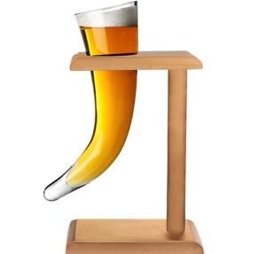 viking-horn-glass