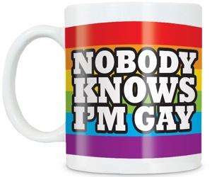 nobody-knows-i'm-gay-mug