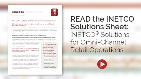 POS and Omni-Channel Retail Operations Solutions INETCO