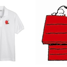 Lacoste do Snoopy
