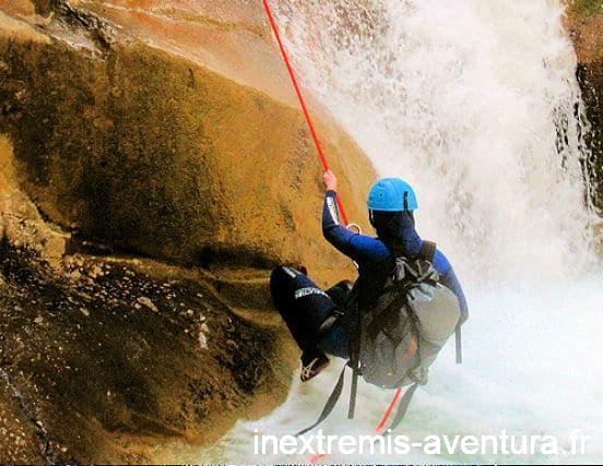 WEEK END CANYONING