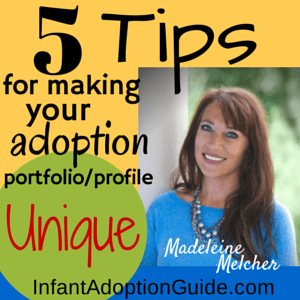 5 Tips for making your adoption profile unique