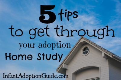 5 tips to get through your adoption home study