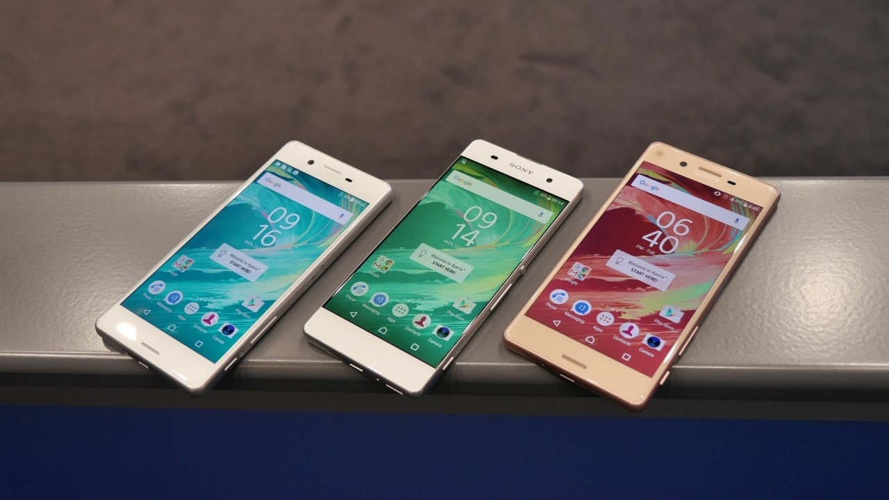 Sony's Xperia X Performance is a confusing phone