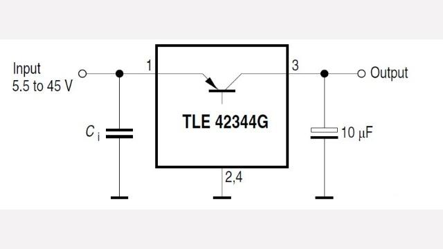 protection for voltage regulators