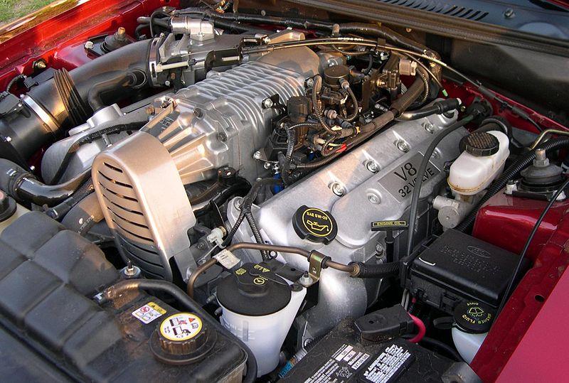 supercharged v8 engine diagram