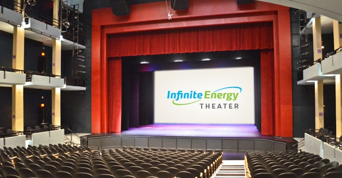 Infinite Energy Theater Infinite Energy Center