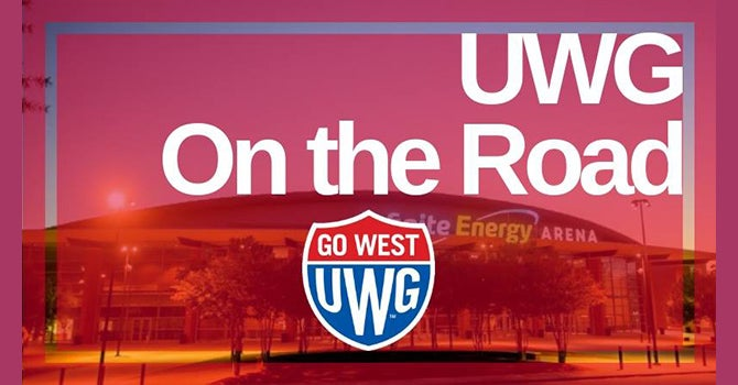 UWG On The Road - Gwinnett County Infinite Energy Center