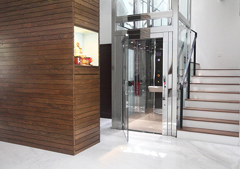 Infinity Home Lift Is The Elevator For Your Home