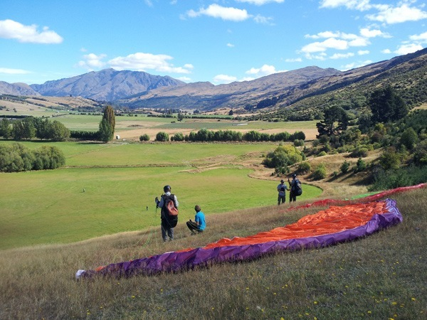 Paragliding Intro Day Image 3