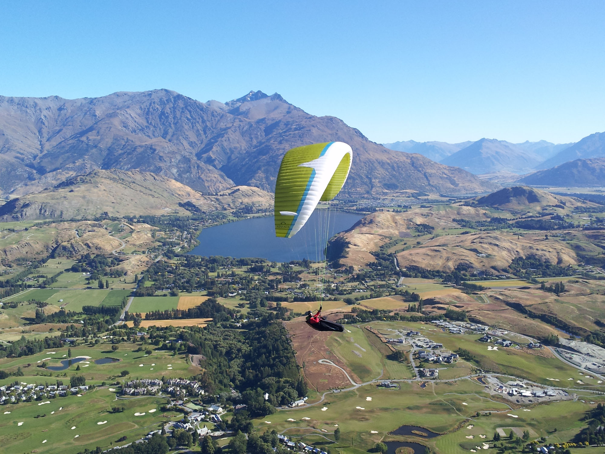 Cross Country XC Course - Infinity Paragliding 3
