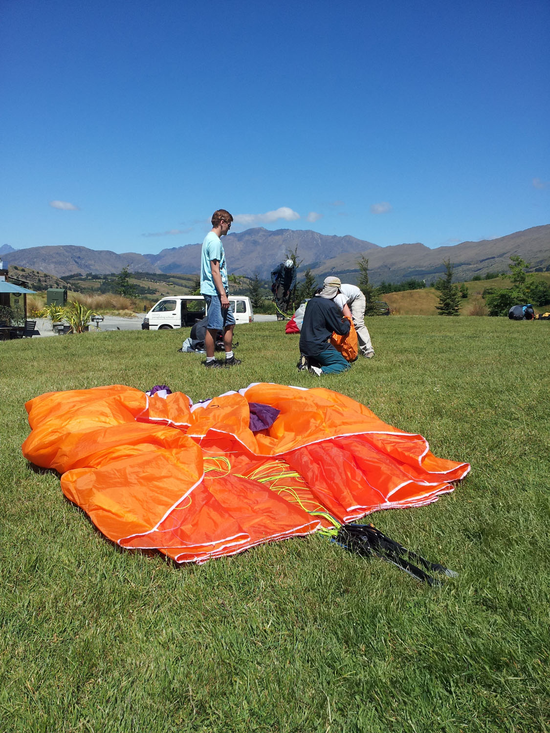 Intro Day Course - Infinity Paragliding 17