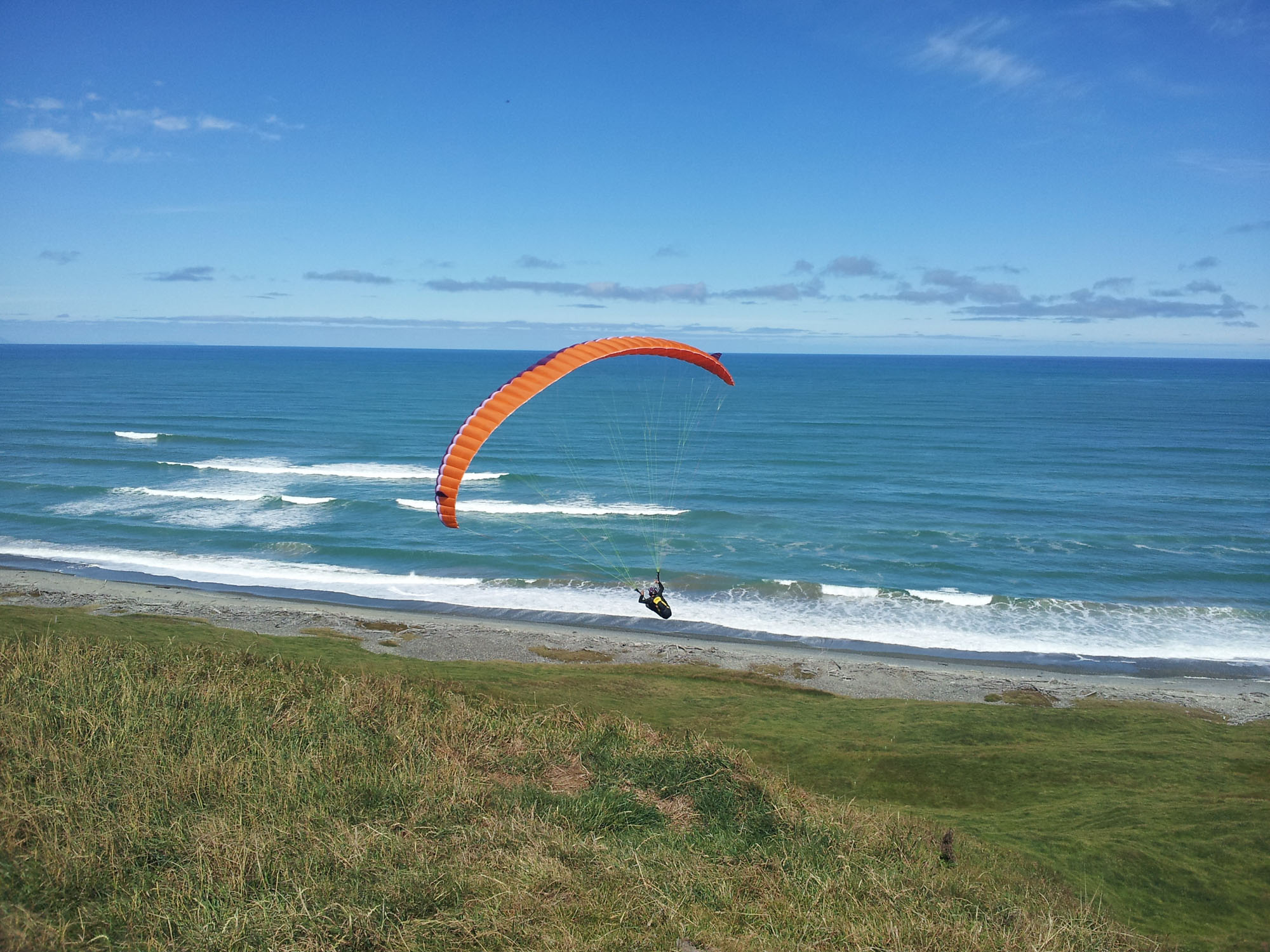 PG1 Course - Infinity Paragliding 10