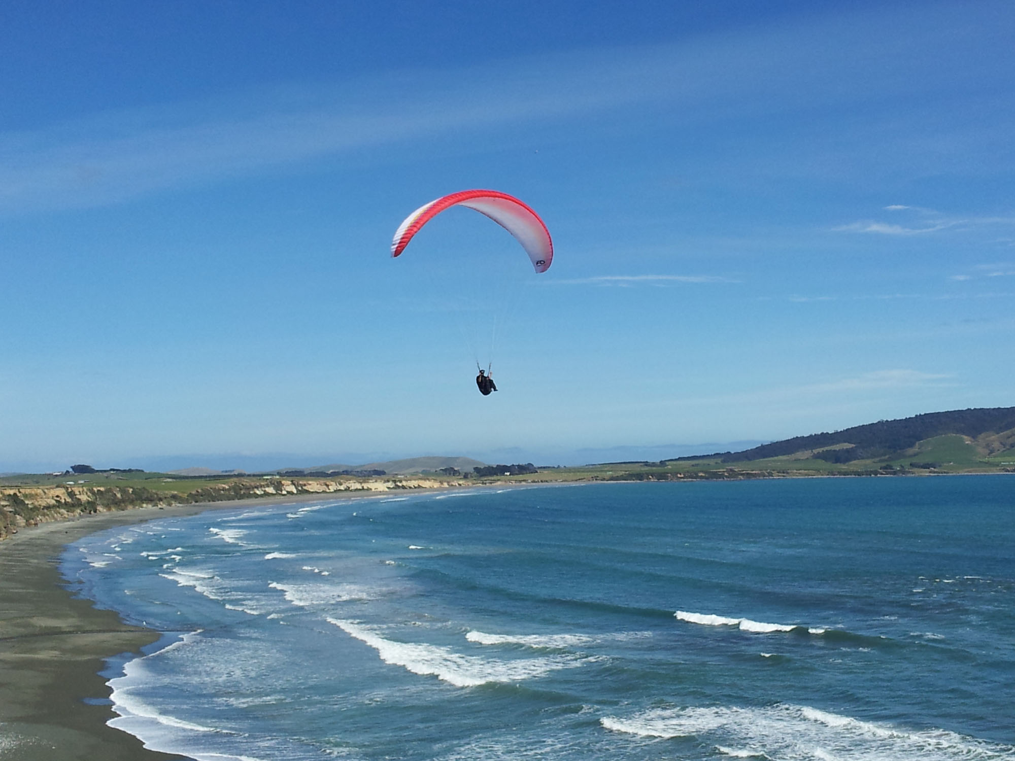 PG2 Course - Infinity Paragliding 11