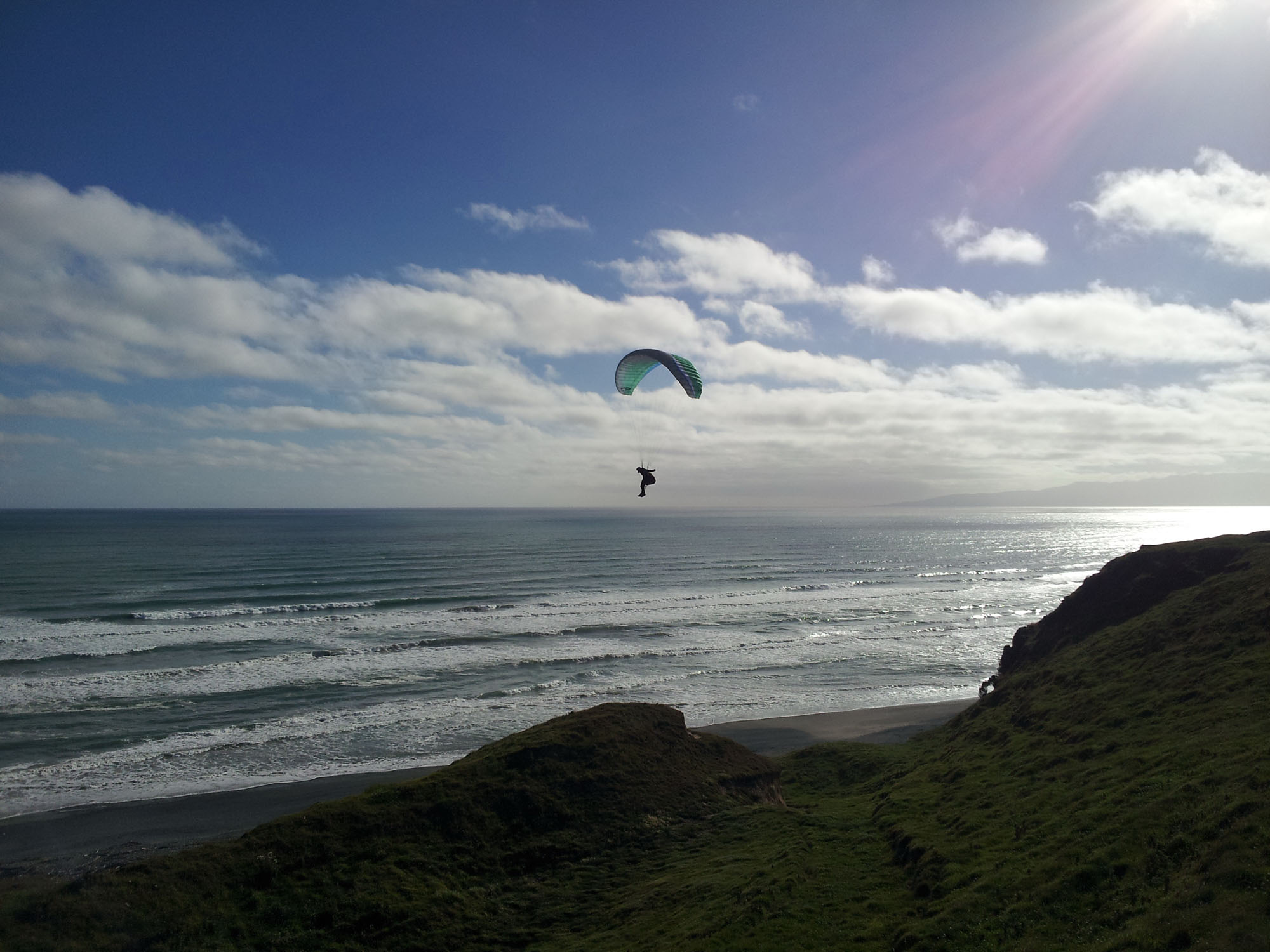 PG2 Course - Infinity Paragliding 13