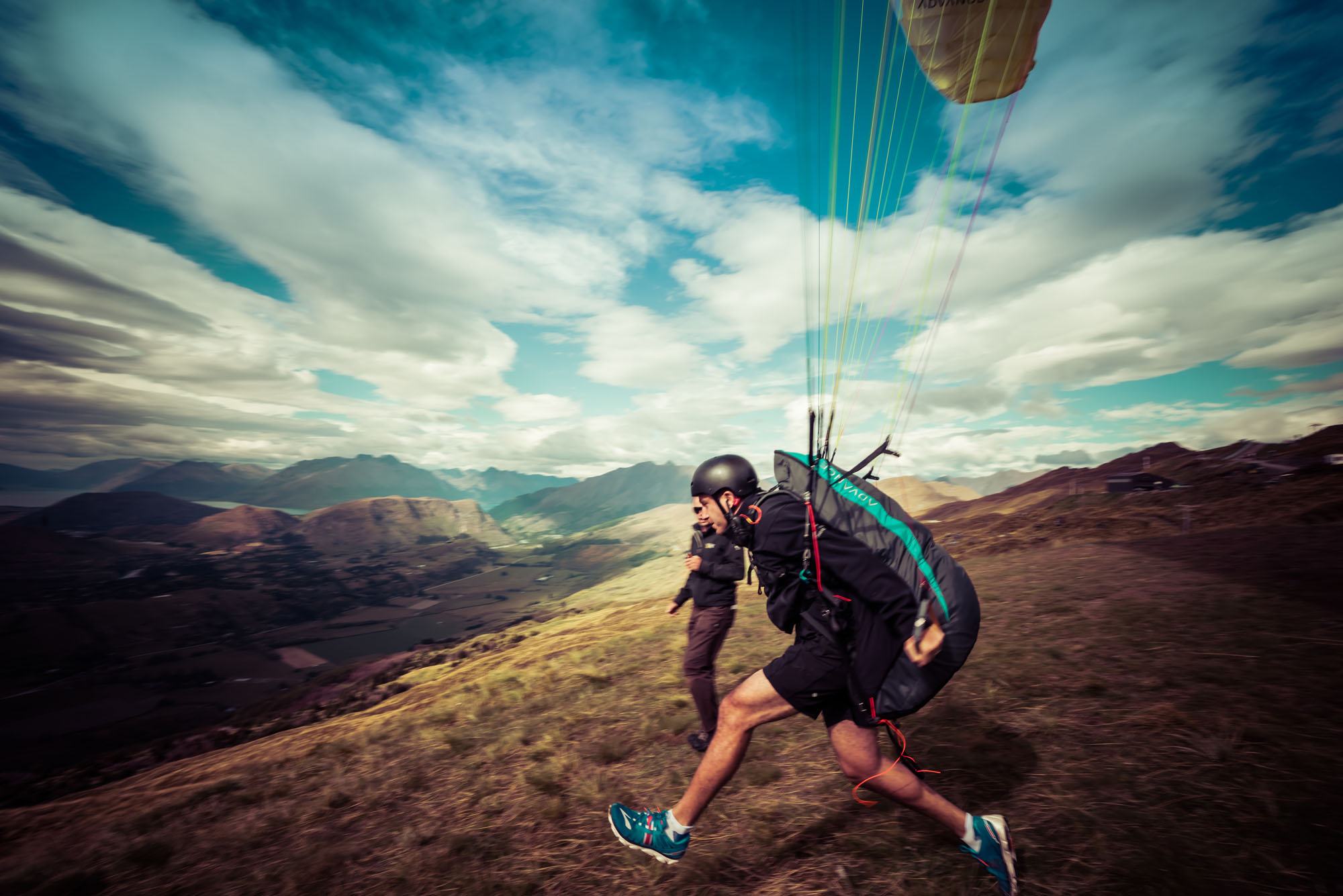 PG2 Course - Infinity Paragliding 2