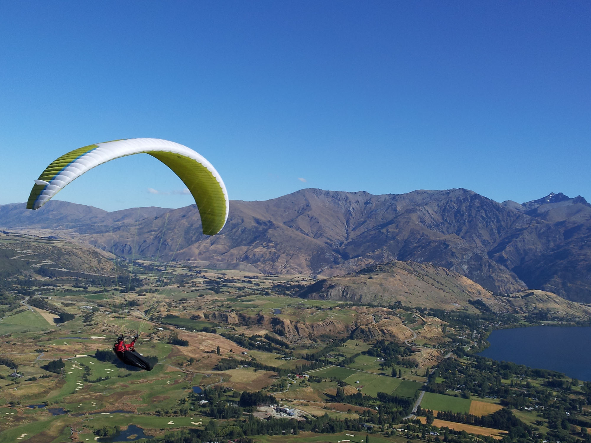 PG3 Course - Infinity Paragliding 3