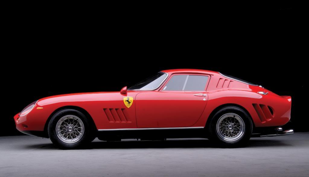Intense Car Wallpapers Miles Davis And The Ferrari 275 Gtb Influx Magazine