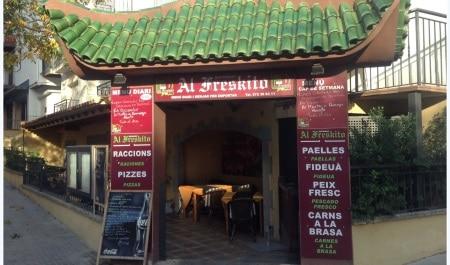 Restaurante Al Freskito en Lloret de Mar